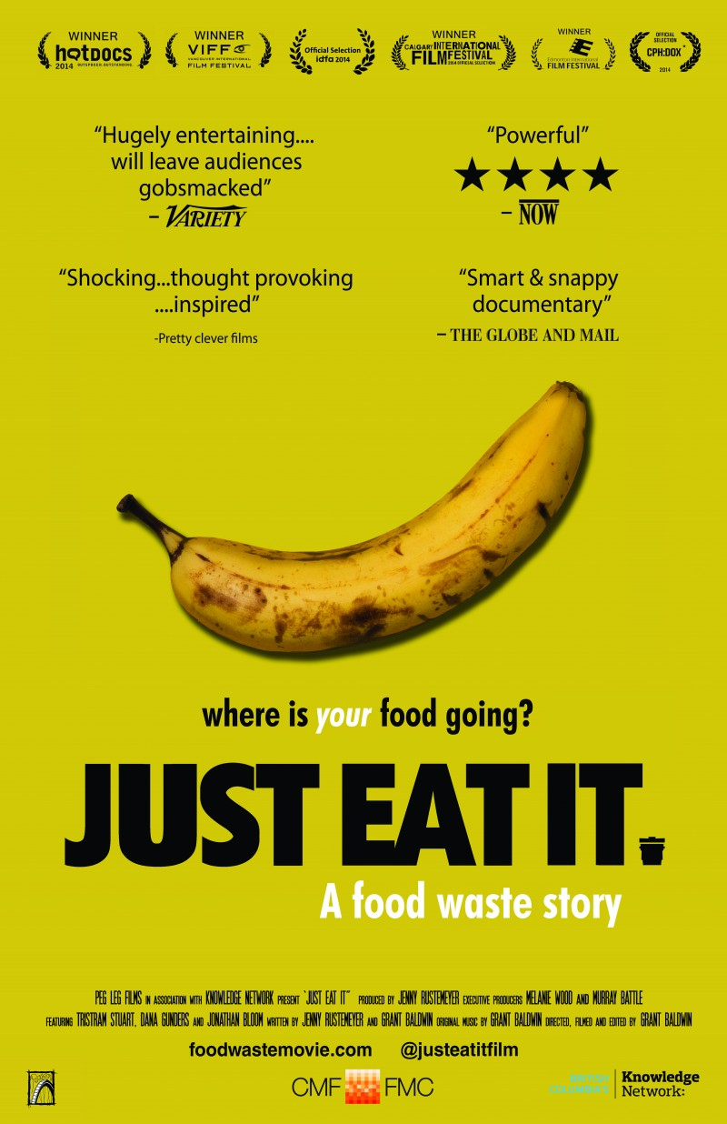 Just Eat It - 11x17 poster