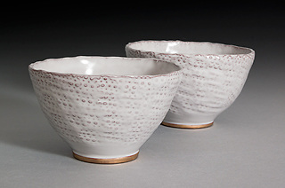 Alix Davis is designing a garlic-themed, functional ceramic object to be sold on Sunday, September 18th.